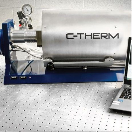 c-therm optical dilatometry